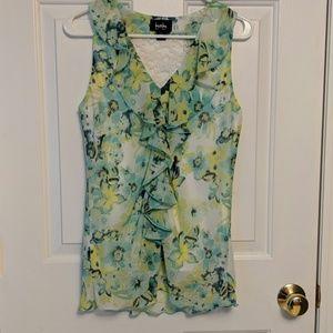 Woman's sleeveless blouse